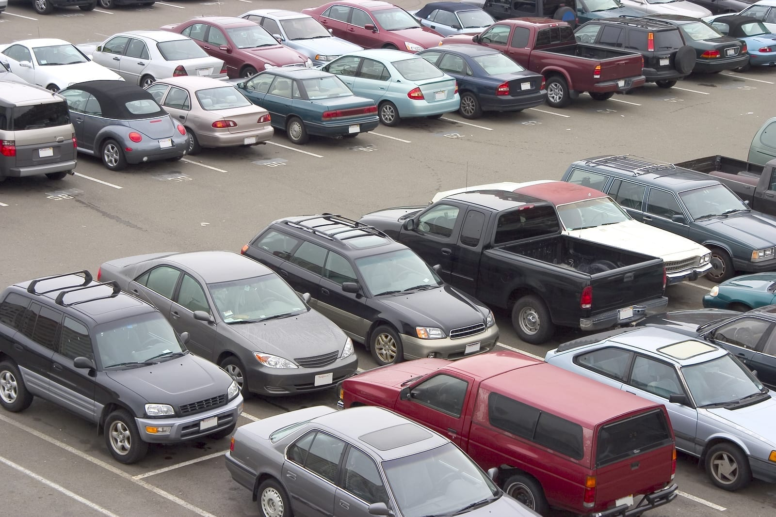 Car Park Accidents Who S At Fault